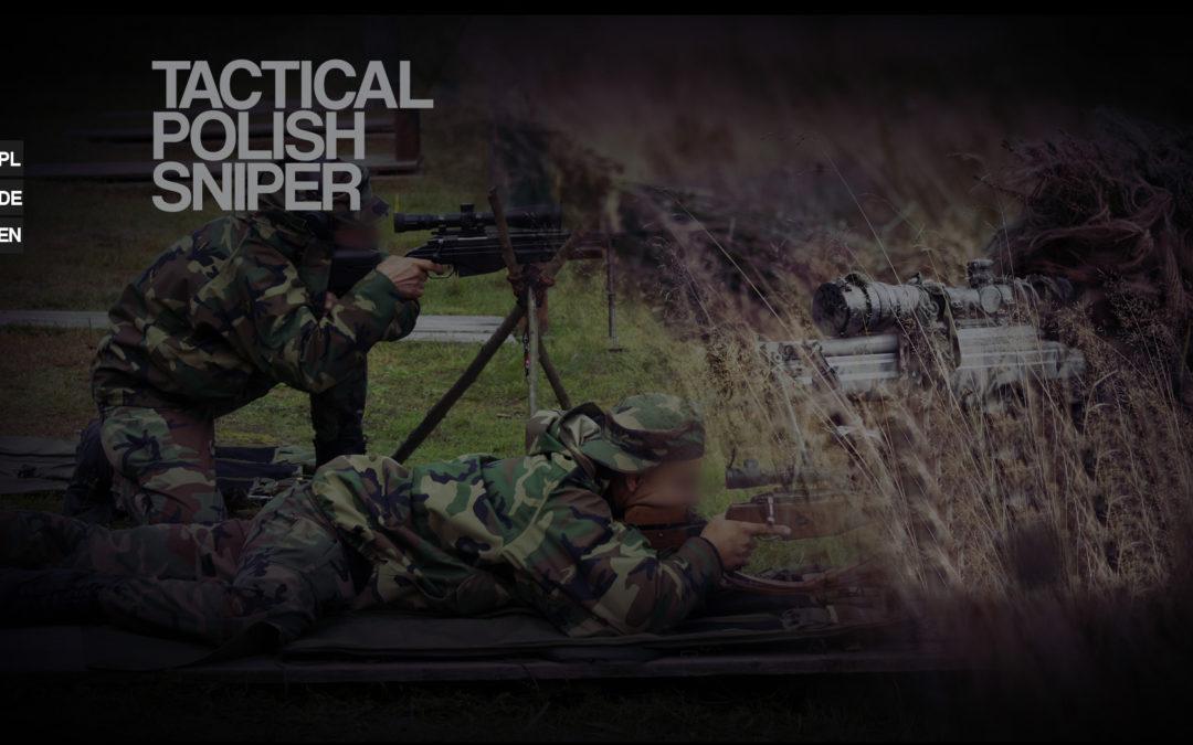 Helikon-Tex Tactical Polish Sniper VIII – zapowiedź zawodów
