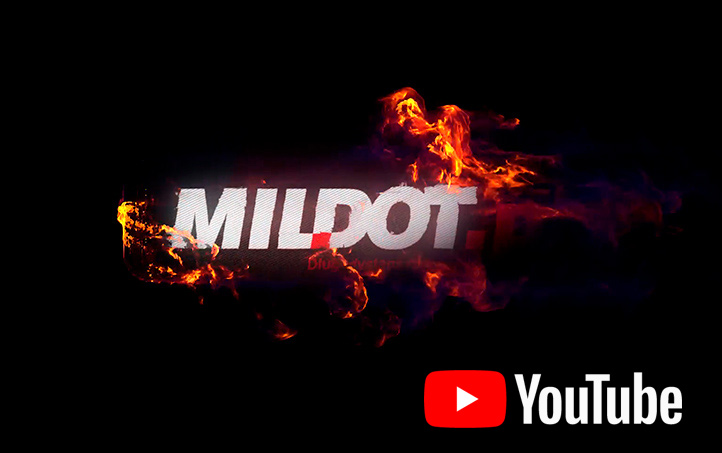 MilDot.pl na Youtube