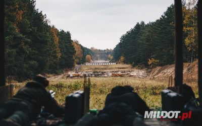 XXXIV Ogólnopolskie Zawody Długodystansowe F-Class | październik 2018