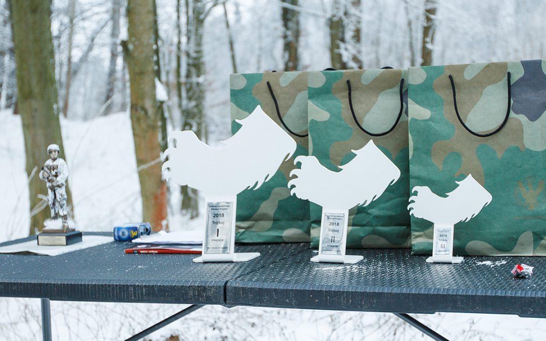 Zawody Karabinowe Zimowy Snajper 2019 – Marcinkowo 19 i 20 stycznia