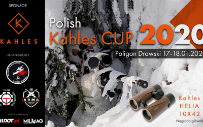 Polish Kahles Cup 2020 – Poligon Drawski 17-18.01.2020