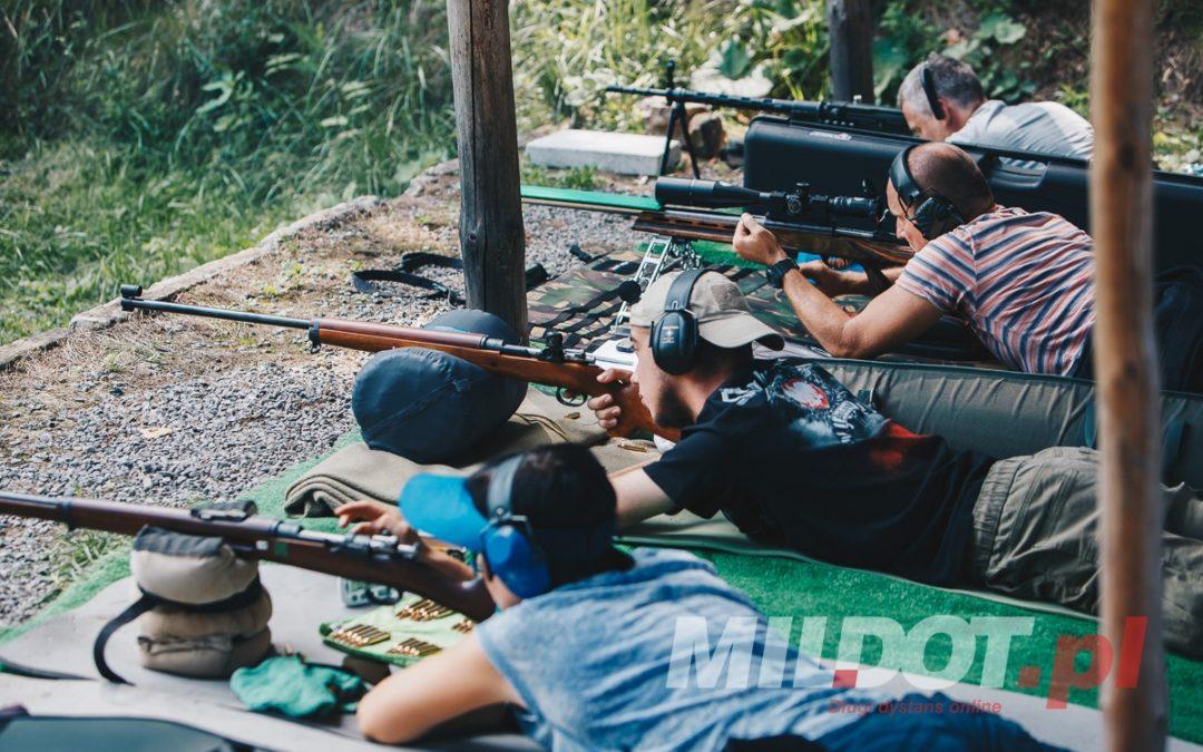 IX JW Silver Target Strzeleckie Zawody Długodystansowe